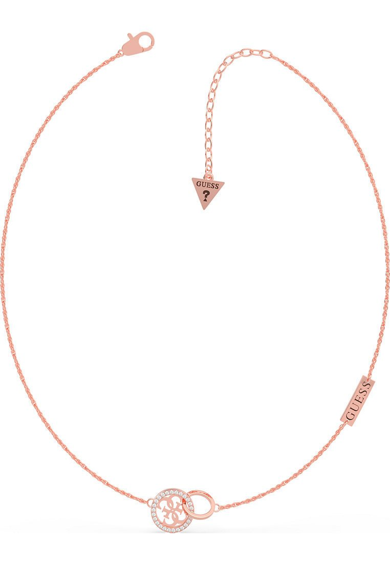 Guess - EQUILIBRE - Necklace - roségold