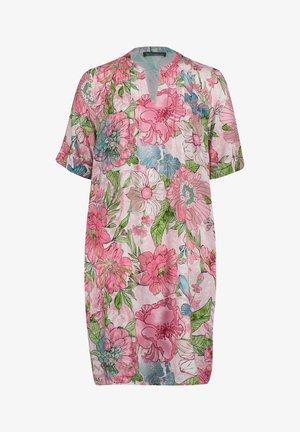 Vestito estivo - weiß/rosa