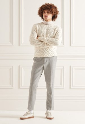 STUDIOS CABLE - Jumper - off white