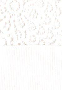 Morgan - DENA - Jednoduché triko - off-white - 2
