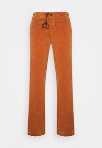 Replay - Trousers - metallic red - 0