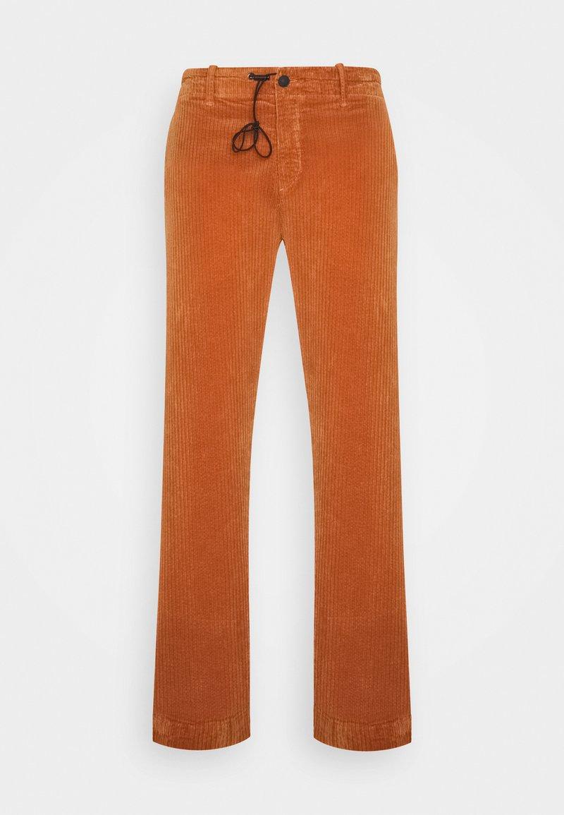 Replay - Trousers - metallic red