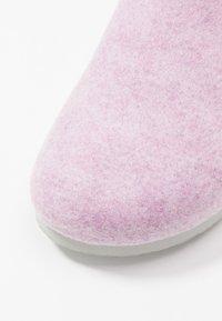Birkenstock - AMSTERDAM  - Domácí obuv - pastel lilac - 2