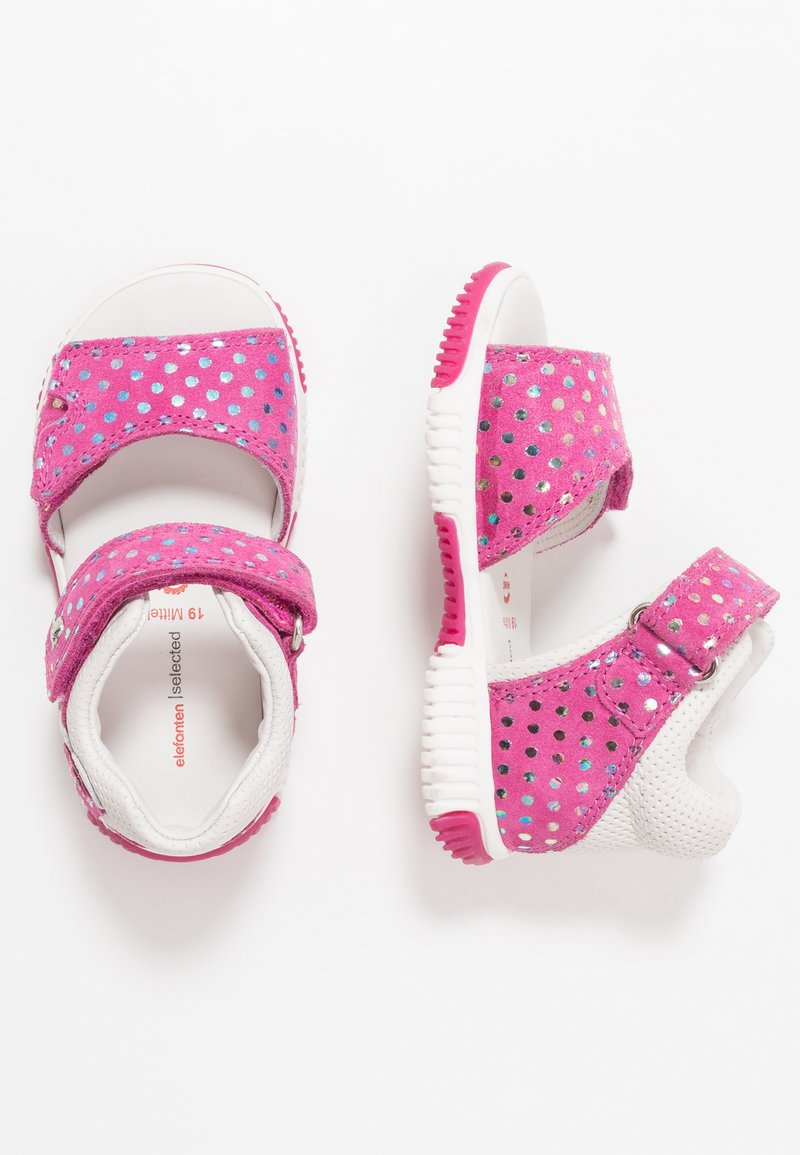 Elefanten - MALY - Baby shoes - pink