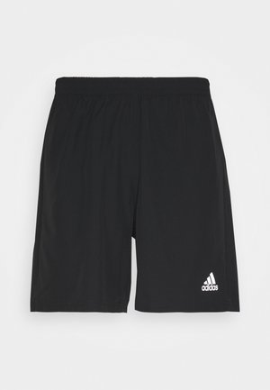 RUN IT SHORT - Sports shorts - black