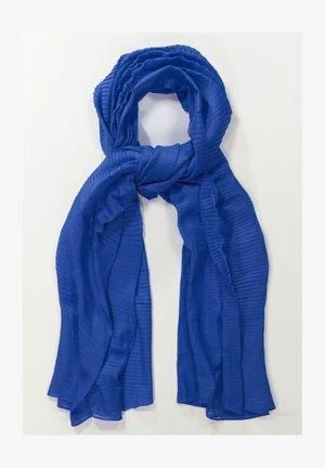 PLISSÉE, ULTRA LONGUE - Sjaal - koningsblauw