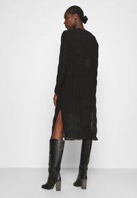 JUST FEMALE - KIFI DRESS - Denní šaty - black - 2