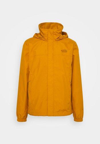 BACK-TO-BERKELEY III SPORT WP - Hardshell jacket - citrine yellow