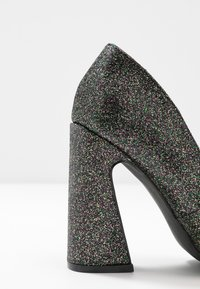 Even&Odd - Zapatos altos - black/multicoloured - 2