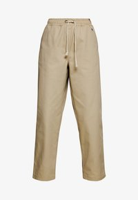 LONG PANTS - Trousers - beige