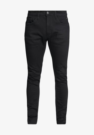 JET - Džíny Slim Fit - denim black