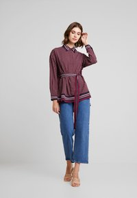 French Connection - AMBRA LIGHT - Button-down blouse - multi - 1
