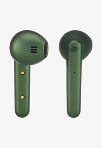 Urbanista - STOCKHOLM TRUE WIRELESS EARPHONES - Headphones - olive green - 1