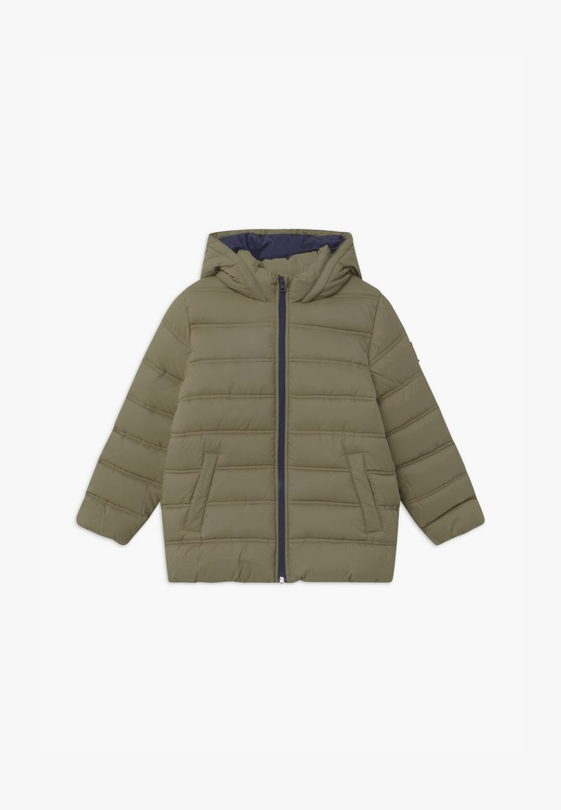 Benetton - BASIC BOY - Winterjas - khaki