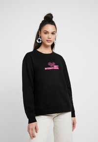 Obey Clothing - INTERNATIONAL FLEUR - Sweatshirt - black - 0