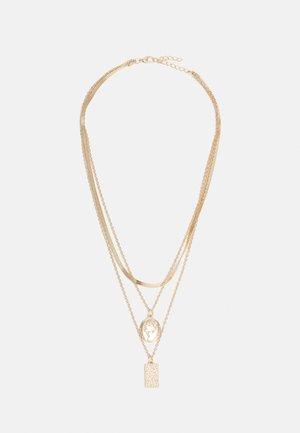CITRON COMBI - Necklace - gold-coloured