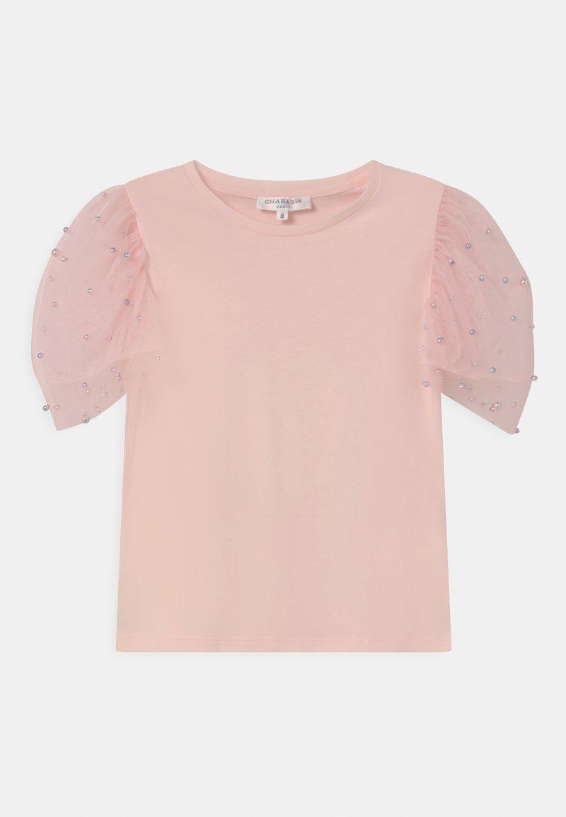Charabia - Print T-shirt - pinkpale