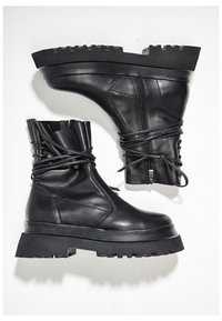Inuovo - Ankle boots - black blk - 5