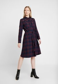 s.Oliver - Shirt dress - navy - 0