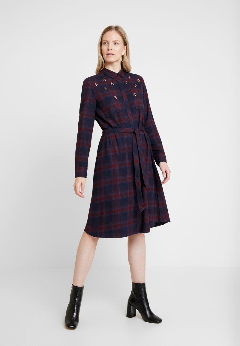 s.Oliver - Shirt dress - navy