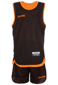 Spalding - SET - Sports shirt - orange/black - 4
