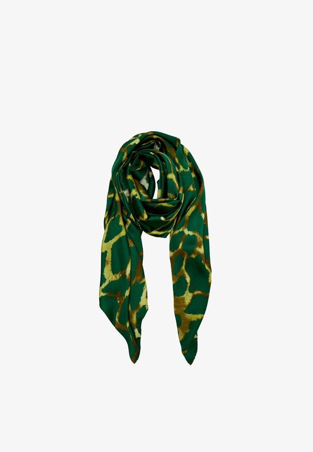 Sjaal - green