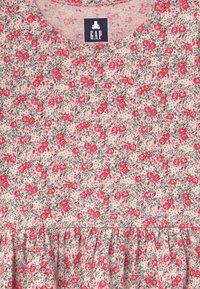GAP - PEPLUM - Long sleeved top - milk rose - 2