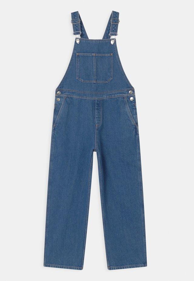 Overall /Buksedragter - denim blue
