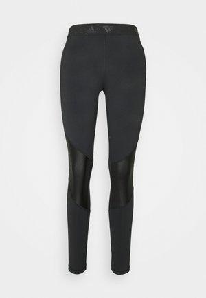 ASK GLAM - Leggings - black