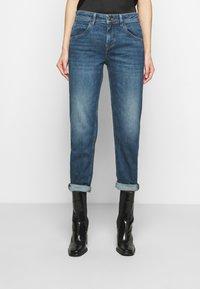 DRYKORN - LIKE - Straight leg jeans - blue - 0