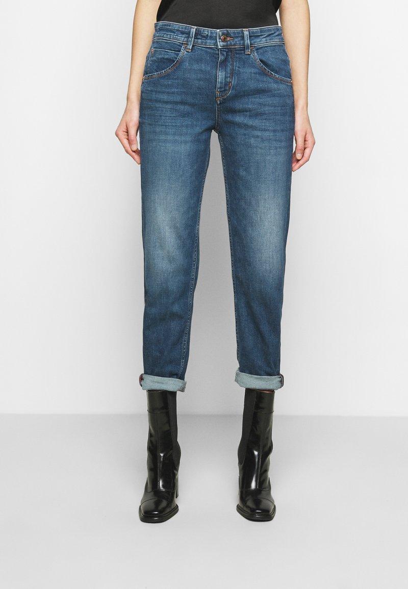 DRYKORN - LIKE - Straight leg jeans - blue