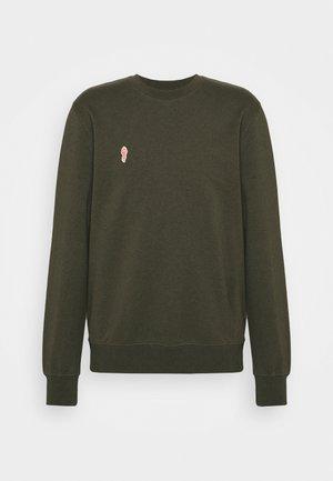 CREWNECK - Sweatshirt - army melange