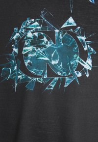 Criminal Damage - SHARD TEE - T-shirt imprimé - black - 2