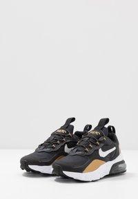 Nike Sportswear - NIKE AIR MAX 270 RT BP - Sneakers - anthracite/white/black/metallic gold - 3