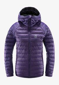 Haglöfs - Winter jacket - purple rain - 4