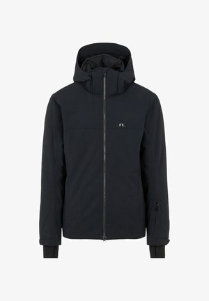 TRUULISKI - Ski jacket - black
