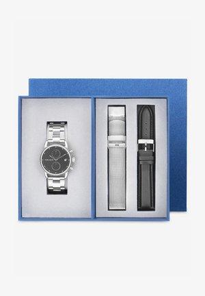 Kronografklockor - silver-black
