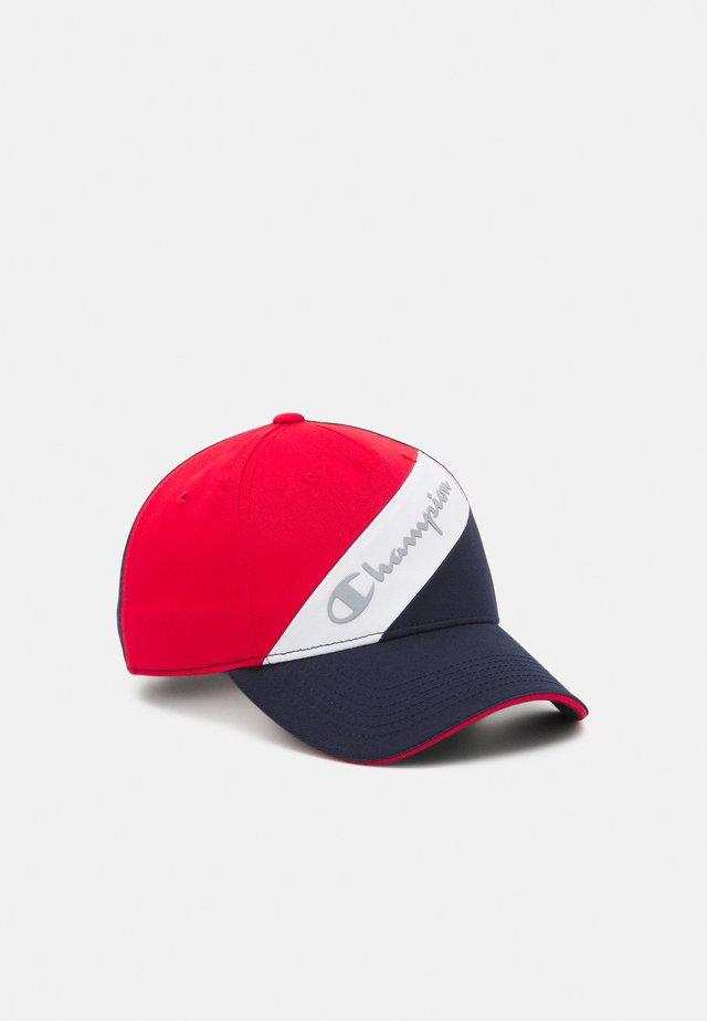 BASEBALL UNISEX - Casquette - dark blue/red/white