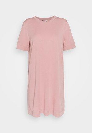 ABBIE DRESS - Jersey dress - pink dusty light