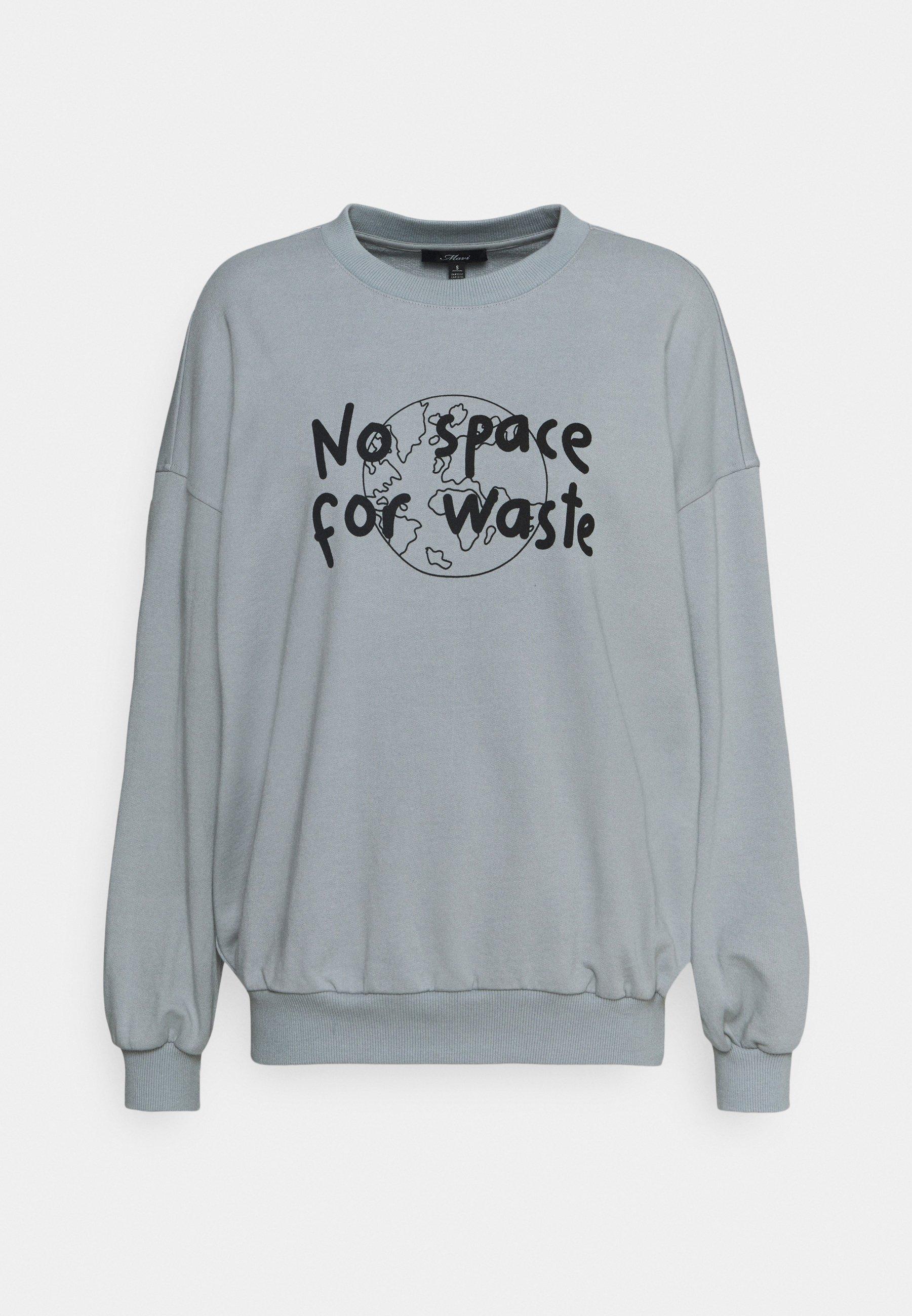 Women NO WASTE - Sweatshirt