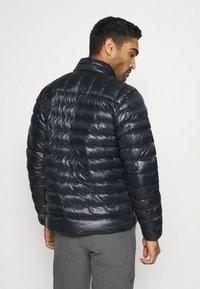Norrøna - LIGHTWEIGHT JACKET - Down jacket - black - 2