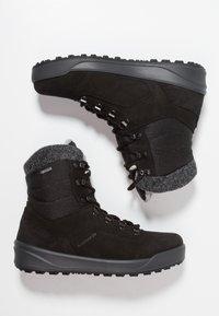 Lowa - KAZAN II GTX MID - Winter boots - schwarz - 1