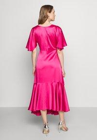 HUGO - KAVORA - Maxi dress - bright pink - 2