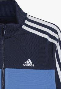 adidas Performance - TIBERIO SET - Survêtement - blue/light blue/white - 6