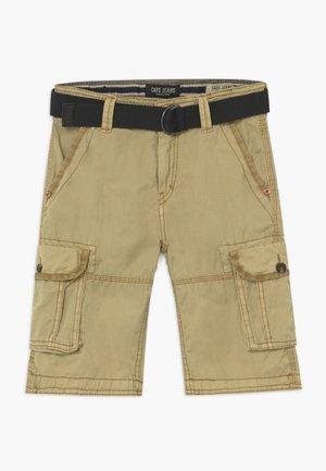 KIDS DURRAS - Pantalones cargo - khaki