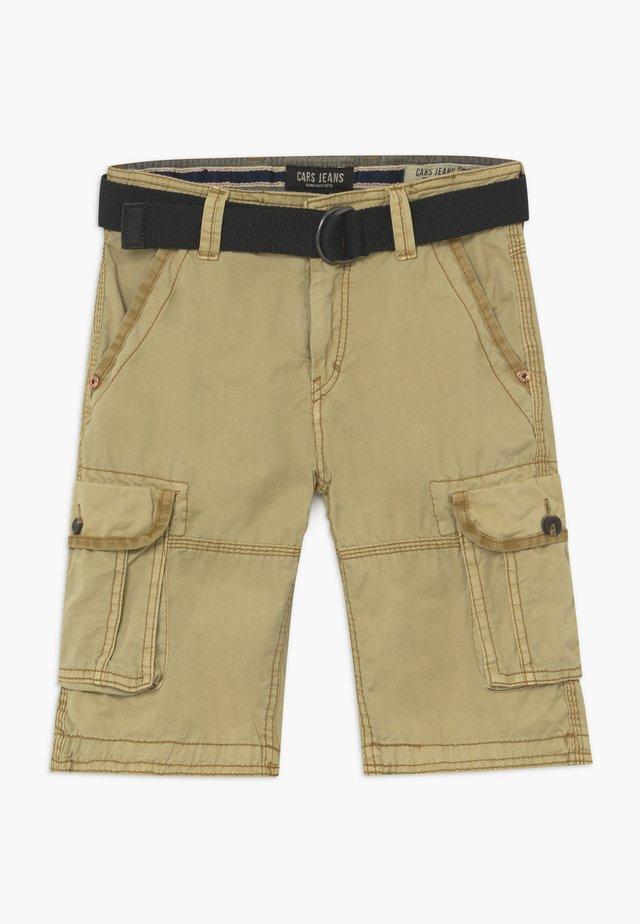 KIDS DURRAS - Pantalon cargo - khaki