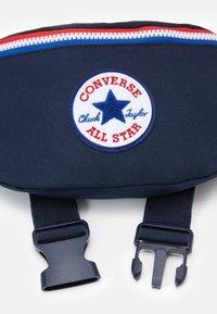 Converse - CROSSBODY - Across body bag - obsidian - 3