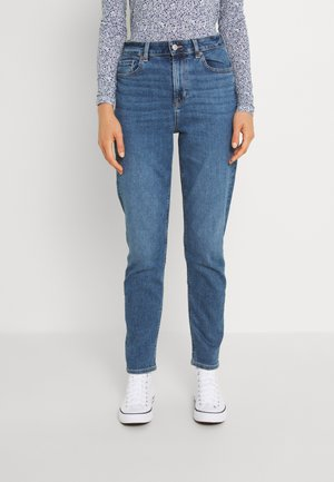 MOM - Jeans Tapered Fit - classic blue