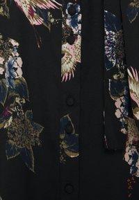 Vero Moda Curve - VMCRANE DRESS  - Day dress - black - 2