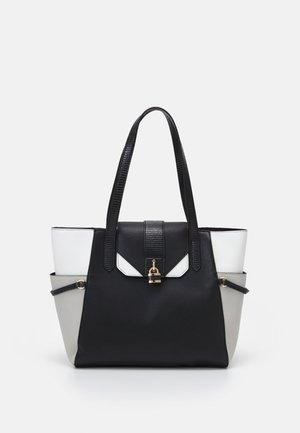 PADLOCK SHOPPER - Bolso shopping - black